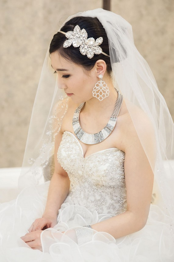 Glorious Wedding Accessories Matching Lesson-fashion-